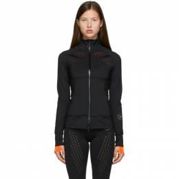 Adidas by Stella McCartney Black Truepurpose Midlayer Jacket FU0761