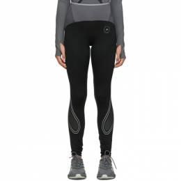 Adidas by Stella McCartney Black Truepace Cold.Rdy Leggings FU0289