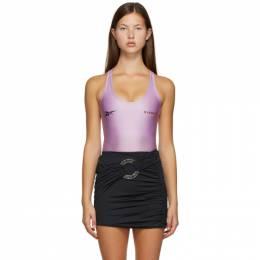 Misbhv Purple Reebok Edition Bodysuit FT6013