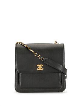 Chanel Pre-Owned сумка на плечо 1998-го года с логотипом CC 5153768