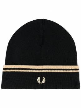 Fred Perry трикотажная шапка бини C9150