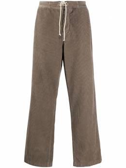 Societe Anonyme вельветовые брюки свободного кроя DONNERCH11103M87CN100