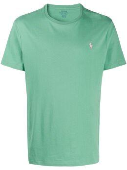 Polo Ralph Lauren однотонная футболка 710671438193
