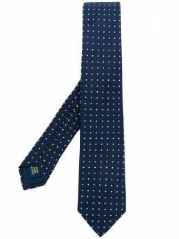 Polo Ralph Lauren узкий галстук в мелкую точку 712792503002