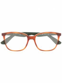 Ray Ban очки в оправе черепаховой расцветки RB7066