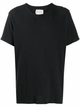 Greg Lauren футболка с графичным принтом AM243