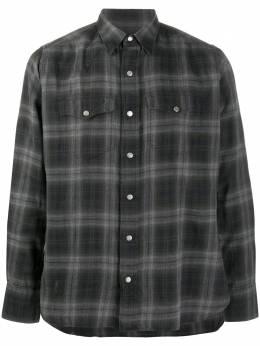 Tom Ford plaid shirt 94UAHE8FT851