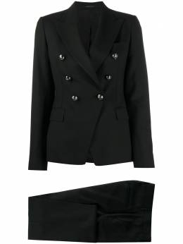 Tagliatore костюм-двойка с двубортным пиджаком TJALICYA10BS97188