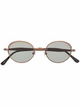 Matsuda солнцезащитные очки в круглой оправе M3016COB
