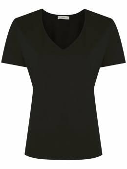 Egrey футболка с V-образным вырезом 317102