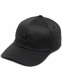 Calvin Klein logo-plaque baseball cap K50K505736