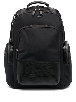 Boss by Hugo Boss рюкзак на молнии с логотипом 50437558