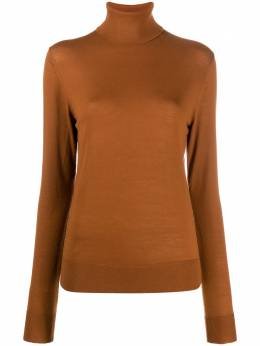 Joseph roll neck fitted jumper JF004781