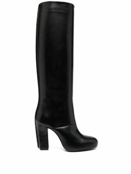 Lemaire knee-length boots W204FO287LL157