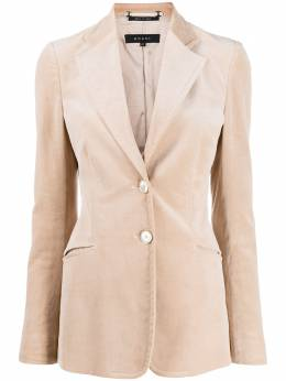 Gucci Pre-Owned textured slim-fit blazer CVB20476