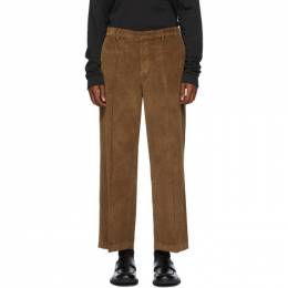 Barena Brown Corduroy Delfo Trousers PAU2946 - 2590
