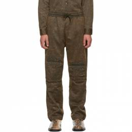Han Kjobenhavn Brown Pocket Lounge Pants M-130210
