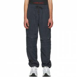 Han Kjobenhavn Navy Pocket Lounge Pants M-130211