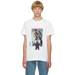 Han Kjobenhavn Off-White Artwork T-Shirt M-130171