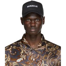 Nahmias Black Miracle Trucker Cap MIRACLE-TRUCKER