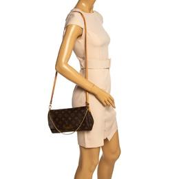 Louis Vuitton Monogram Canvas Favorite MM Crossbody Bag 330095