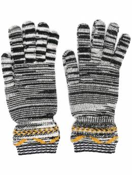Missoni striped knit gloves MDS00333BK00NN