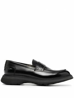 Doucal's penny-slot loafers DU2726STOCUT007