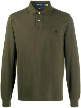 Polo Ralph Lauren рубашка поло с длинными рукавами 710681126045