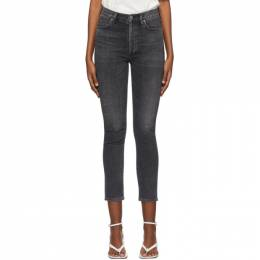 Citizens Of Humanity Grey Olivia Slim Jeans 1728-1056