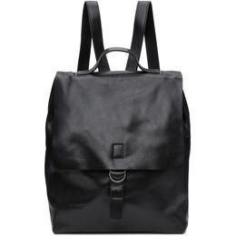 Marsell Black Cartaino Backpack MB0340 150