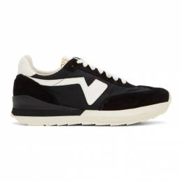 Visvim Black FKT Runner Sneakers 0120201001002