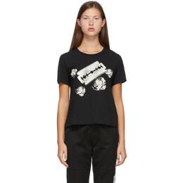 Undercover Black Razor Graphic T-Shirt UCZ2801