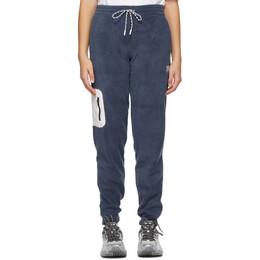 Reebok Classics Blue Winter Escape Lounge Pants FT6312