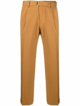 Briglia 1949 прямые брюки с поясом BRERAS