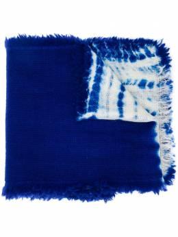 Suzusan шарф с принтом тай-дай 0026W021