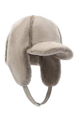 Шапка-ушанка из меха норки Анстис Furland 0228000120104600123