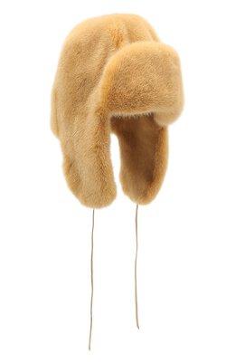Шапка-ушанка из меха норки Лея Furland 0231200110200600700