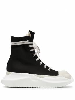 Rick Owens DRKSHDW кроссовки Performa Abstract DU20F1840CNP