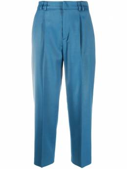 Pt01 pleated tapered trousers VSDAZ00STDRU03