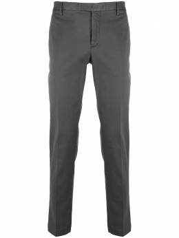 Pt01 tapered-leg chino trousers COKTZEZ00CL1RO04