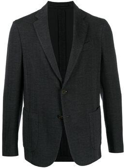 Lardini однобортный пиджак строгого кроя IMLKJ1EIM55037