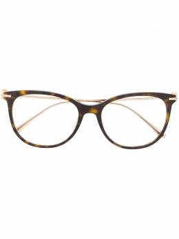 Jimmy Choo Eyewear очки в оправе 'кошачий глаз' JC263