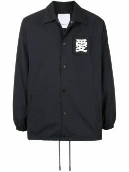 Ports V пальто с нашивкой-логотипом VL9CRC06JWN027