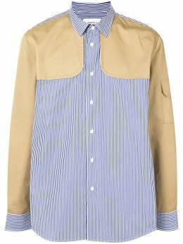 Ports V рубашка в полоску со вставками VL9HCL09JWC052