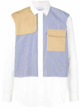 Ports V рубашка в полоску со вставками VL9HCL06JWC050