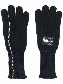 Raf Simons вязаные перчатки 2028545002400099