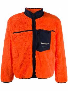 Ambush куртка с логотипом BMEA001F20FLE0012200