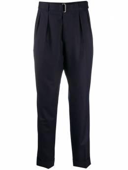 Officine Generale брюки с низким шаговым швом W20MTLG458R