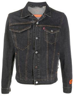 Heron Preston джинсовая куртка Concrete Jungle HMYE006S20926023