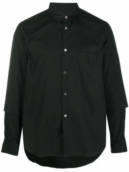 Comme Des Garcons Homme Plus layered long-sleeve shirt PFB008